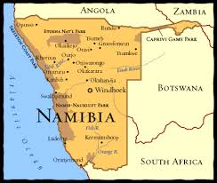 namibia map 2